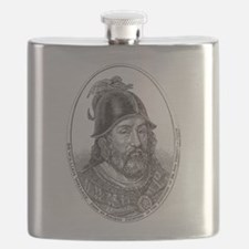 Sir William Wallace, Guardian of Scotland Flask