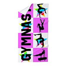 Gymnast 10.0 Beach Towel