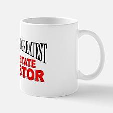 """The World's Greatest Real Estate Investor"" Mug"