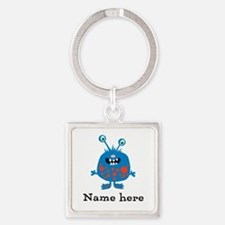Blue Monster (p) Keychains