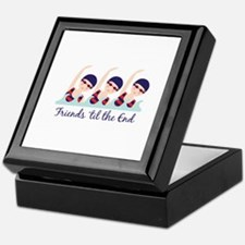 Friends til the End Keepsake Box