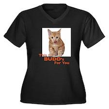 Purrfect Plus Size T-Shirt