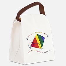 ACA kite.JPG Canvas Lunch Bag