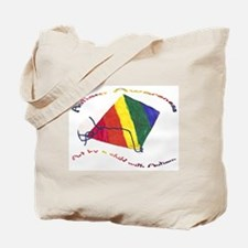 ACA kite.JPG Tote Bag
