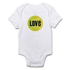 Love Tennis Infant Bodysuit