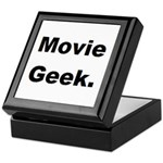 Movie Geek. Keepsake Box