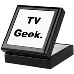 TV Geek. Keepsake Box