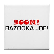 BOOM! Bazooka Joe! Coaster