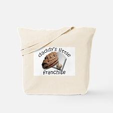 Baseball-Dad's Franchise Tote Bag