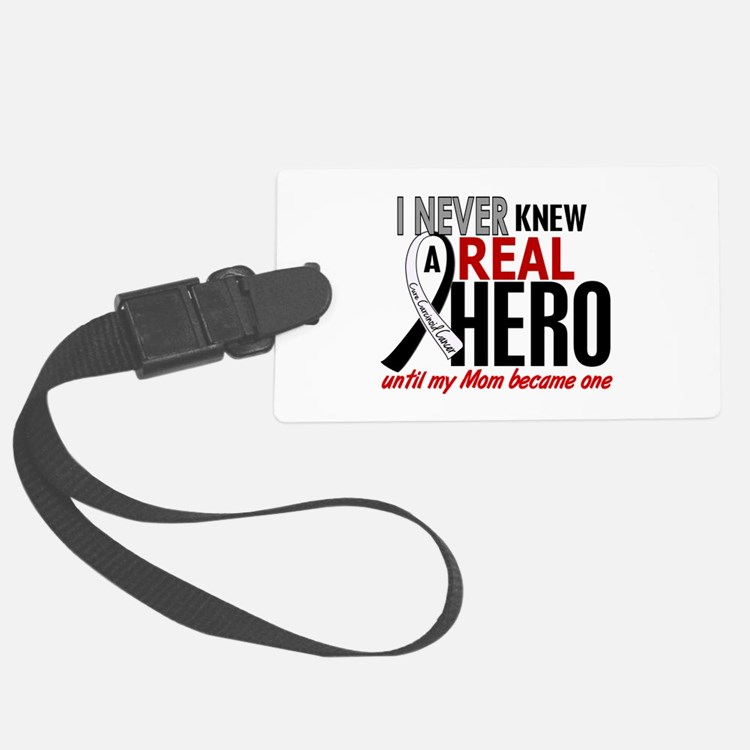 Carcinoid Cancer Real Hero 2 Luggage Tag