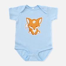 The Happy Fox Body Suit