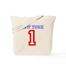 NEW YORK #1 Tote Bag