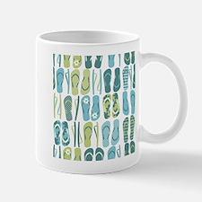Flip Flops Pattern Mug
