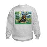 Bridge & Cavalier (BT) Kids Sweatshirt