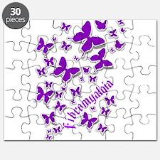 FIBROMYALGIA BUTTERFLIES 3 Puzzle