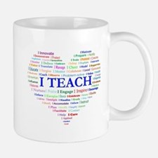 Big Hearted Teacher Mugs