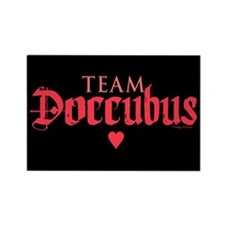 Team Doccubus Rectangle Magnet