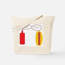 Sup Dog Tote Bag