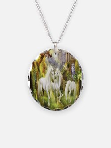Beautiful Unicorns Necklace