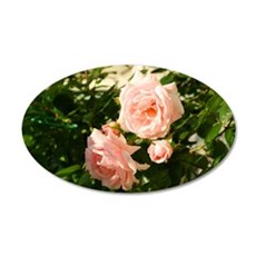 Pink roses Wall Sticker