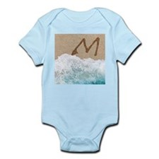 LETTERS IN SAND M Body Suit