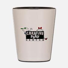 Creative Play Center Shot Glass