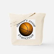 Basketball - Dad's Franchise Tote Bag