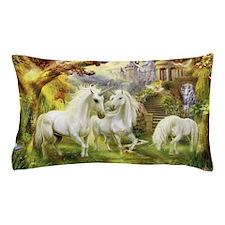 Beautiful Unicorns Pillow Case