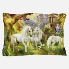 Beautiful Unicorns Pillow Case