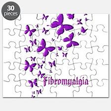 FIBROMYALGIA BUTTERFLIES Puzzle