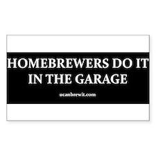 garage Decal