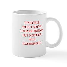 pinochle Mugs