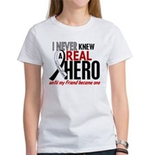 Carcinoid Cancer Real Hero 2 Tee