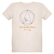 Golden Ratio - triangles T-Shirt