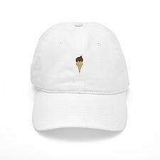 Ice Cream Cone Baseball Baseball Cap