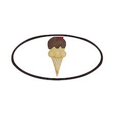 Ice Cream Cone Patches