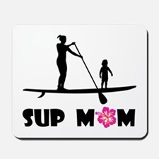 SUP_MOM Mousepad
