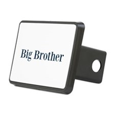 Blue Big Brother Hitch Cover