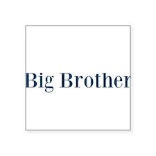 Blue Big Brother Sticker