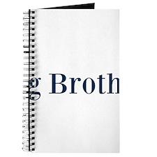 Blue Big Brother Journal