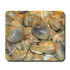 Clams Mousepad