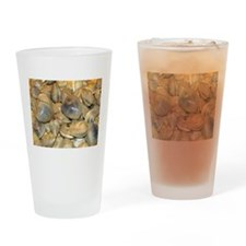 Clams Drinking Glass