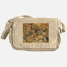 Clams Messenger Bag