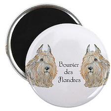 """Bouvier des Flandres 2.25"""" Magnet (100 pack)"""