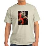 Lady & Cavalier (BT) Light T-Shirt