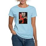 Lady & Cavalier (BT) Women's Light T-Shirt