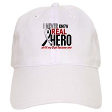 Carcinoid Cancer Real Hero 2 Baseball Cap