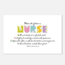How to Grow a Nurse Postcards (Package of 8)