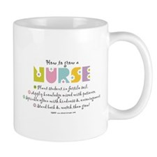 How to Grow a Nurse Mug