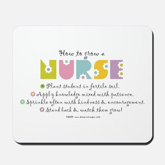 How to Grow a Nurse Mousepad